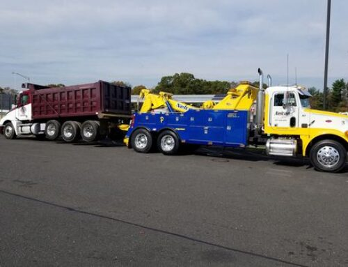 Bus Towing in North Haven Connecticut