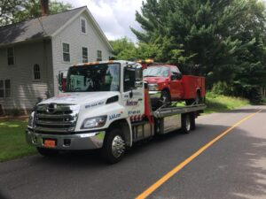 towing in plainville ct