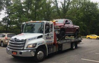 Overturned Vehicle Recovery-in-Meriden-Connecticut