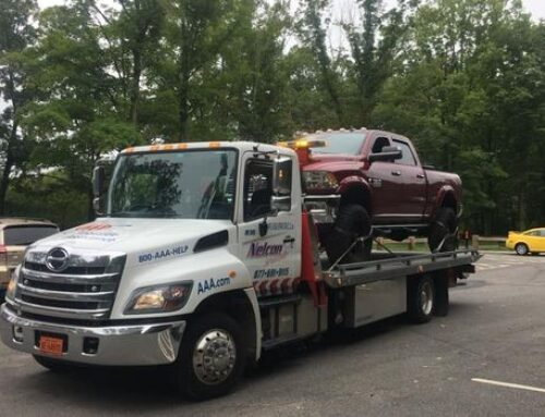 Overturned Vehicle Recovery in Meriden Connecticut