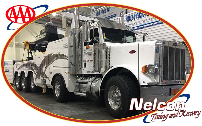 Towing & Recovery Meriden North Haven | Nelcon Towing